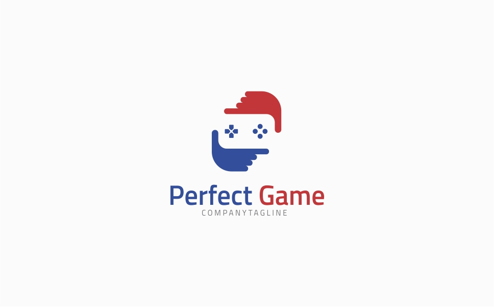 Game Perfect Logo Template
