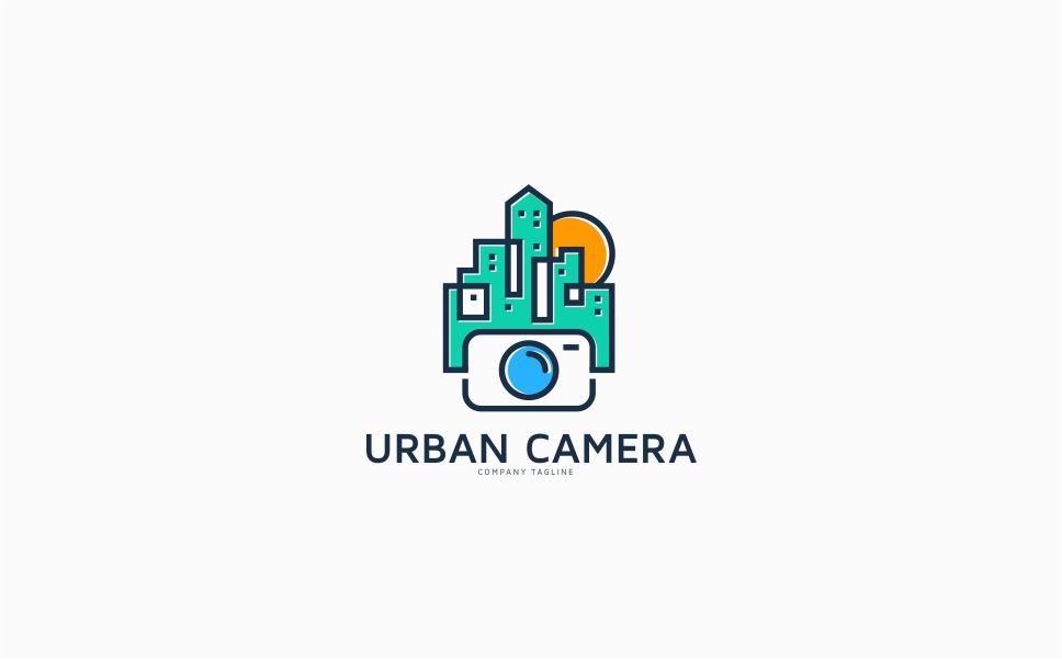 Urban City Camera Logo Template Logo Template Big Screenshot