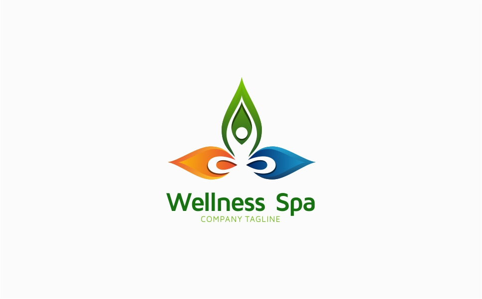 Wellness Spa Logo Template Logo Template Big Screenshot