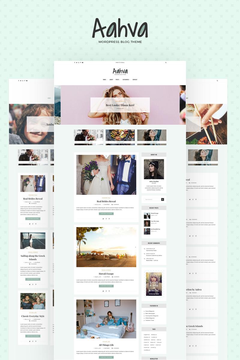 Reszponzív Divat  WordPress sablon