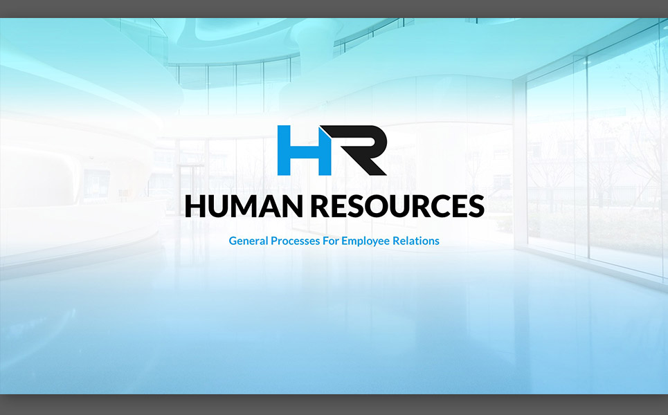 Hr process powerpoint template maxwellsz