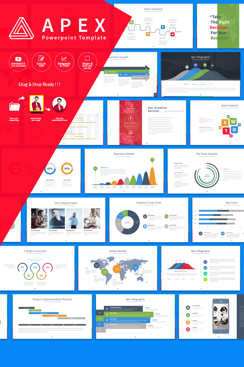 Apex - PowerPoint Presentation Template Big Screenshot