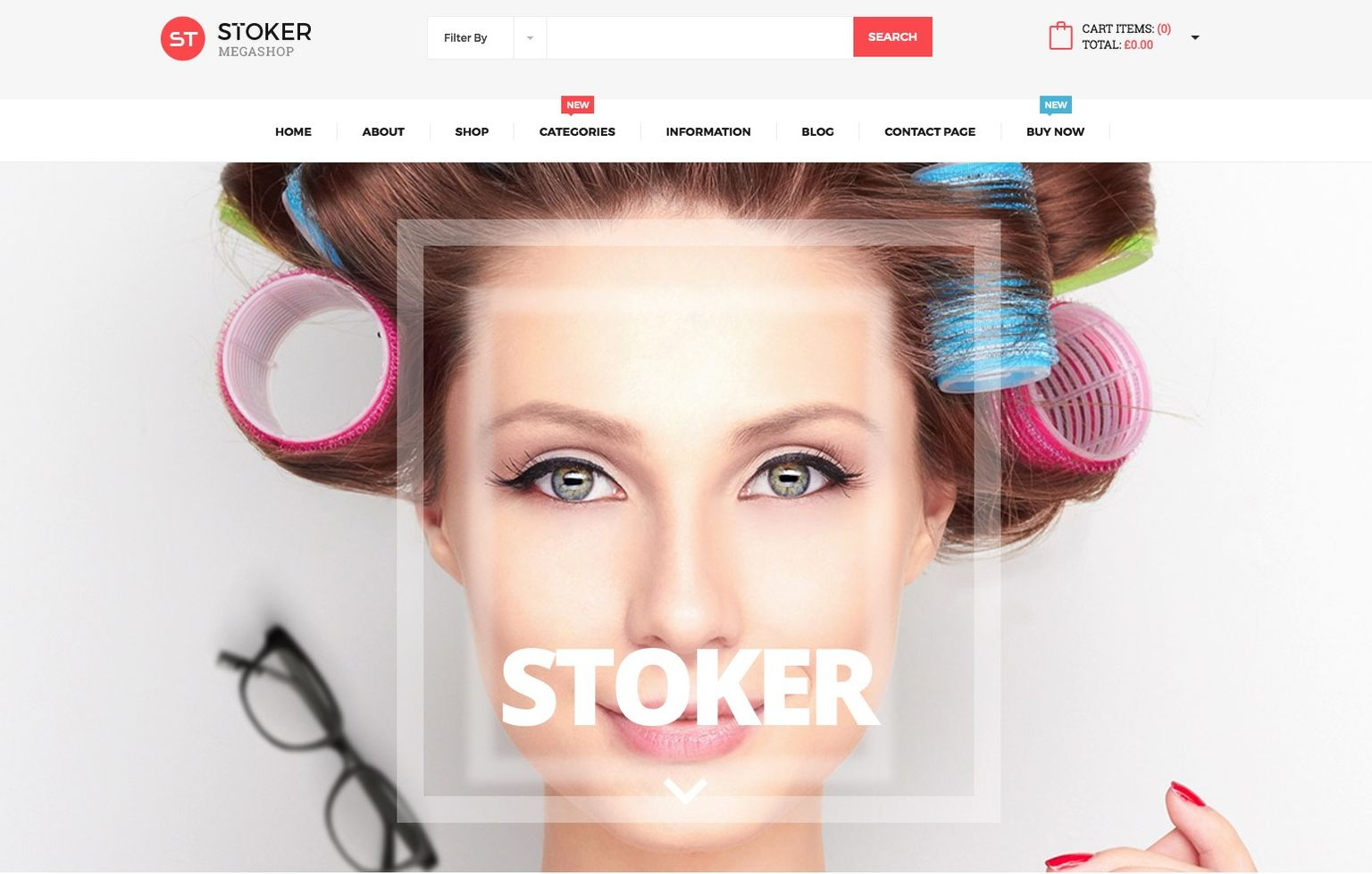 Stoker - Market WooCommerce Theme