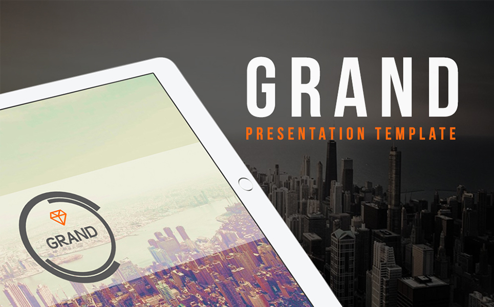 Grand Powerpoint Template PowerPoint Template