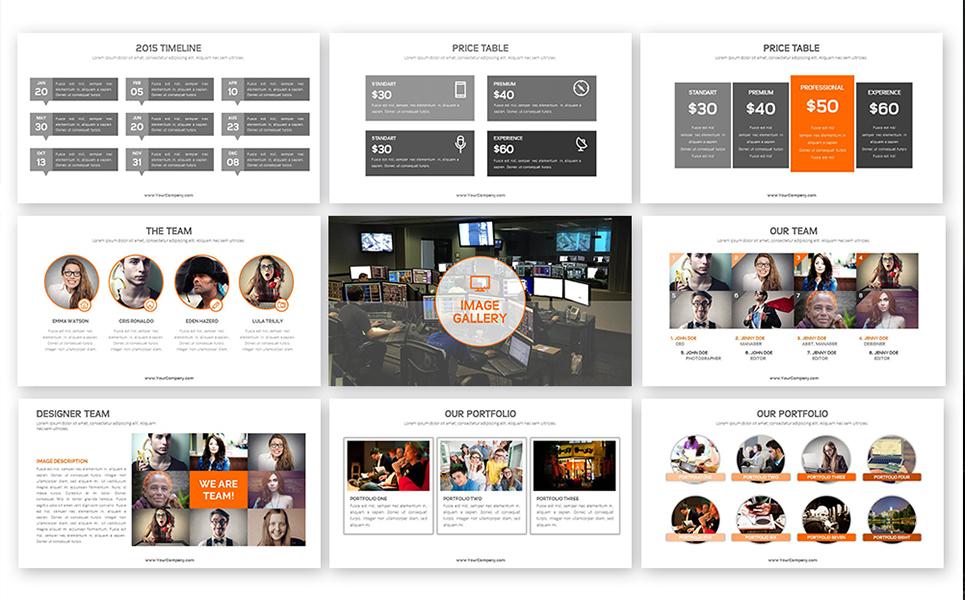 Grand Powerpoint Template PowerPoint Template Big Screenshot
