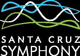 Santa Cruz Symphony Logo