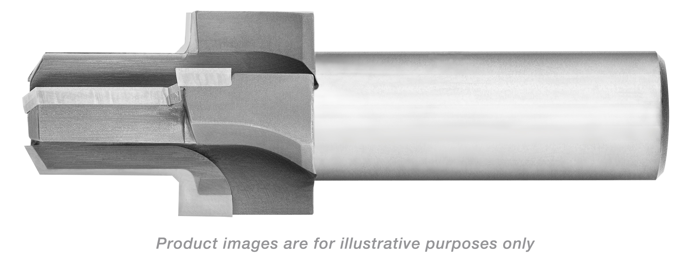 BSPP THREAD (ISO1179) PORT TOOL CARBIDE TIPPED (3/8 BSPP) 3.62 OAL