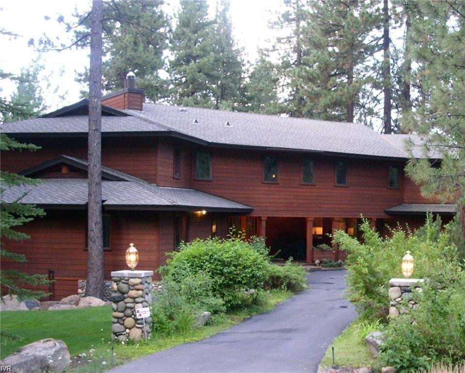 Image for 999 Fairway Boulevard, Incline Village, NV 89451