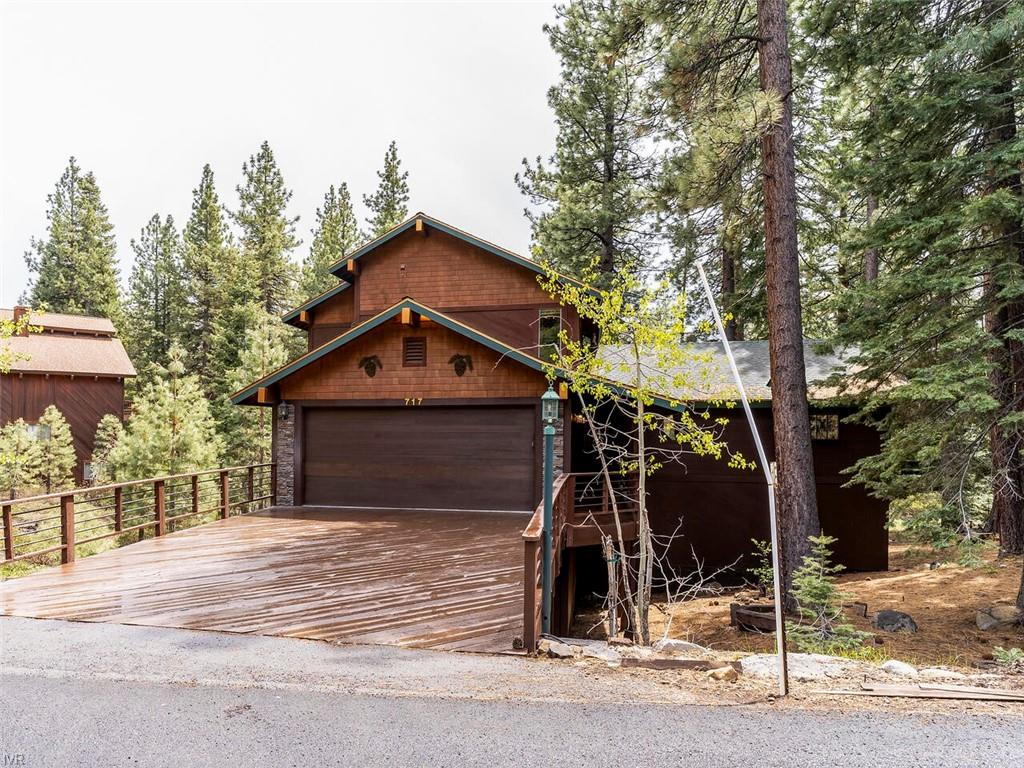 Image for 717 Golfers Pass Road, Incline Village, NV 89451