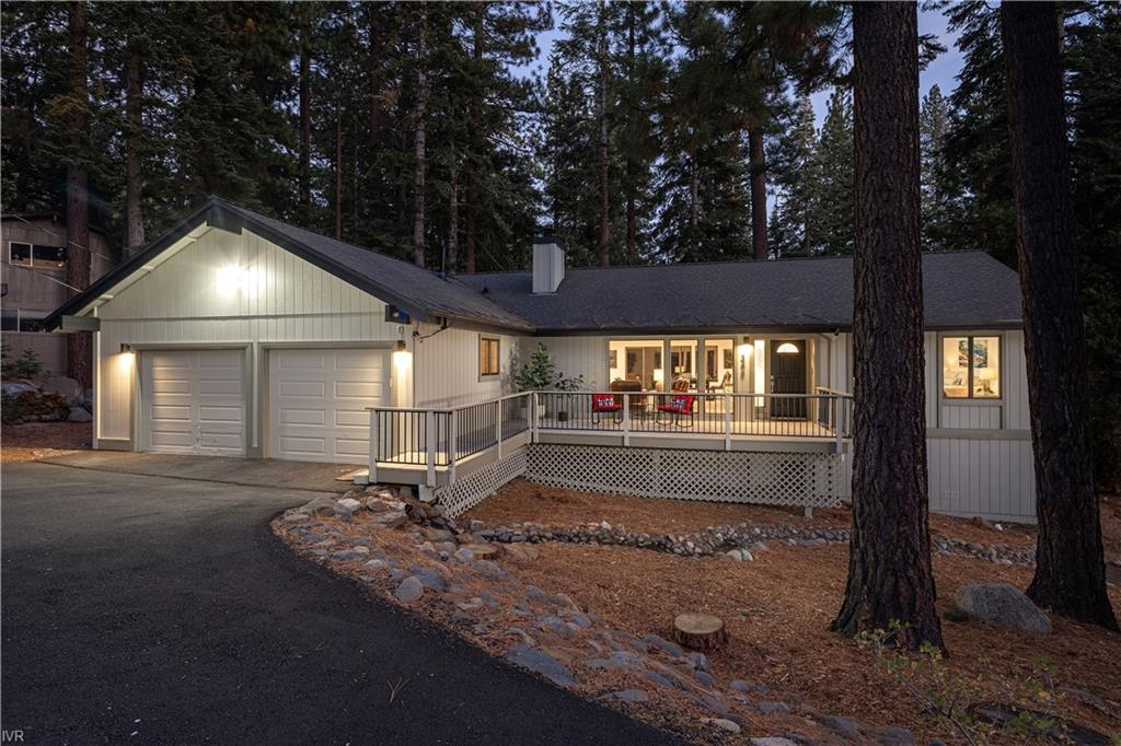 Image for 346 Second Creek Drive, Incline Village, NV 89451