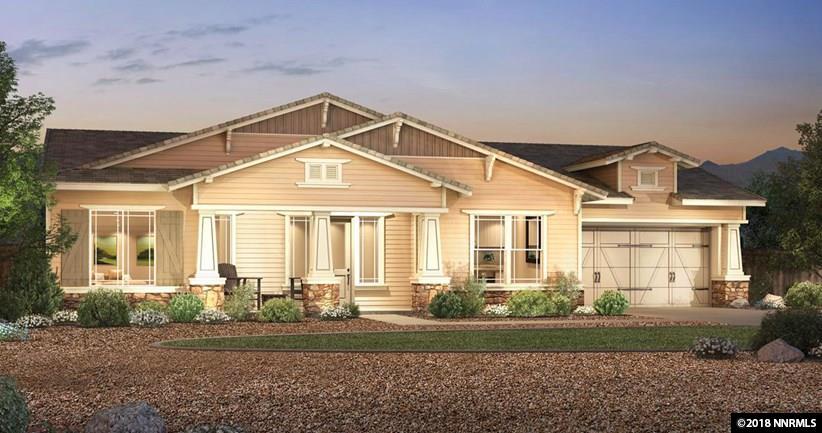 Image for 9980 Hafflinger Court, Reno, NV 89521-4393