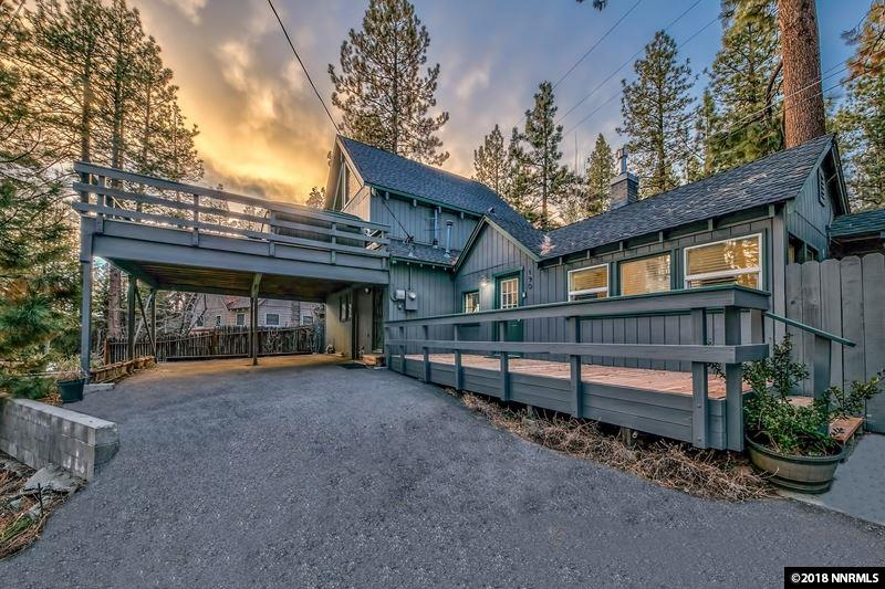 Image for 190 Tallac Drive, Zephyr Cove, NV 89448