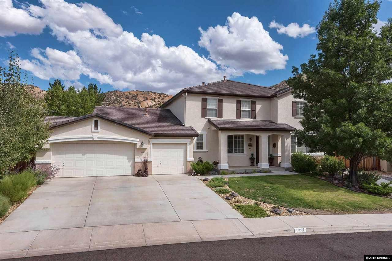 Image for 5895 Stillmeadow, Reno, NV 89502-8750