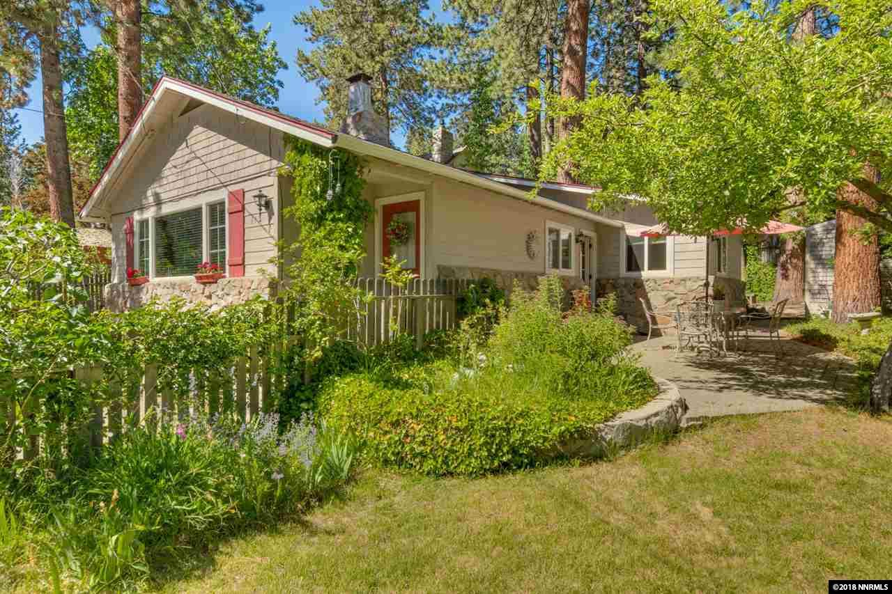 Image for 615 Freel Drive, Zephyr Cove, NV 89448