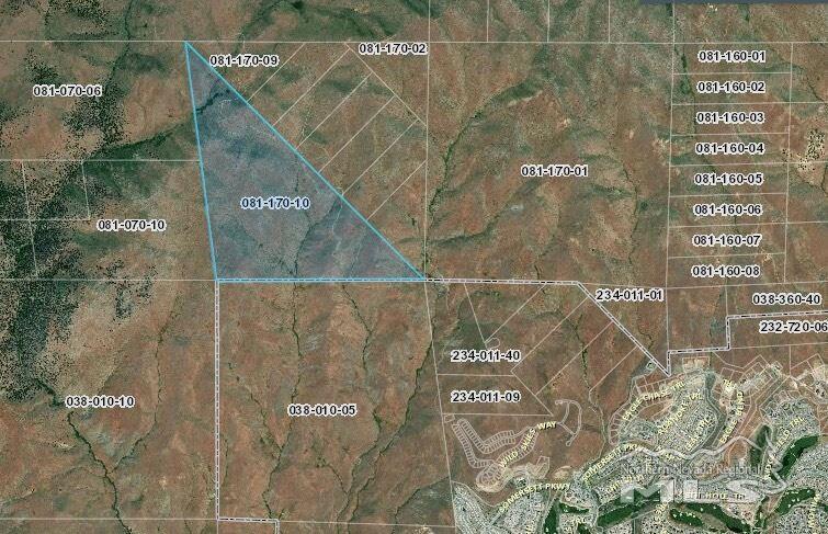 Image for Township 20 N, Range 18 E, M.D.B.&M, Section 33, Reno, NV 89439
