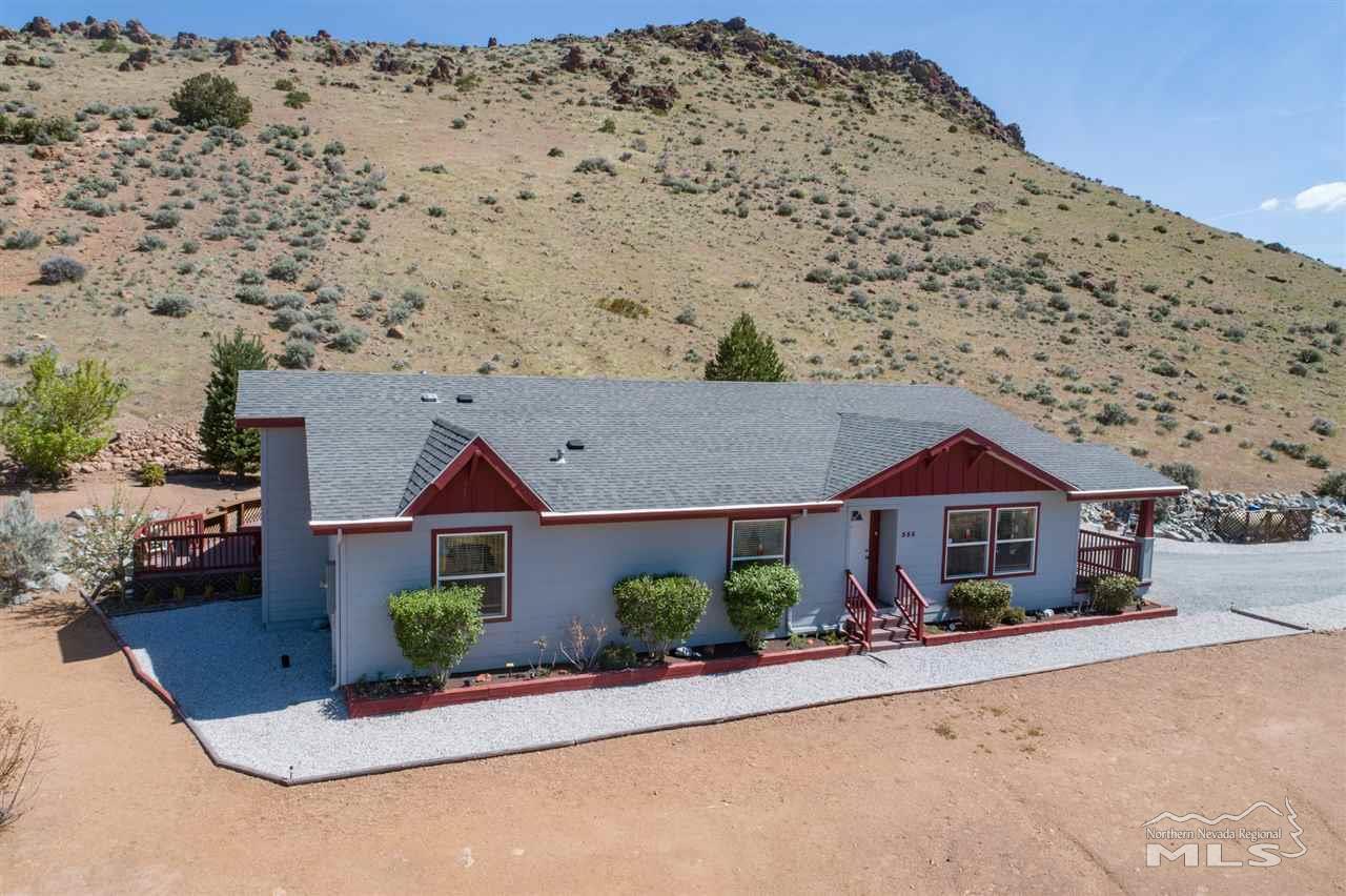Image for 555 Gymkhana Lane, Reno, NV 89508-9584