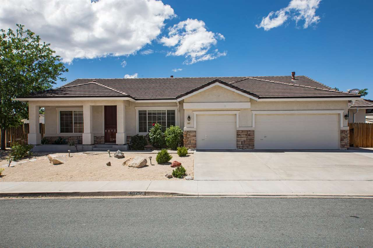 Image for 6025 E Hidden Valley Drive, Reno, NV 89502