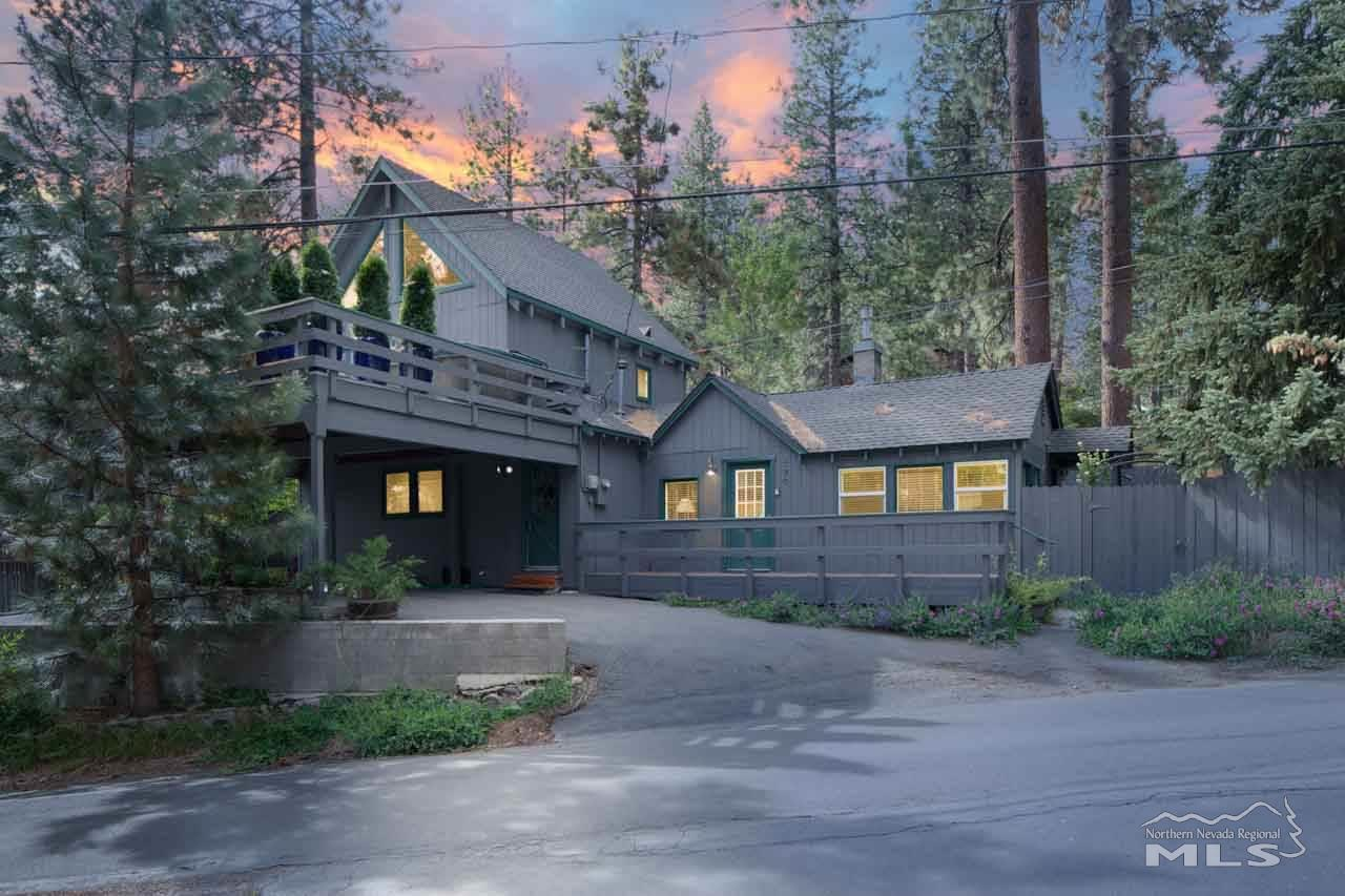 Image for 190 Tallac Dr, Zephyr Cove, NV 89448