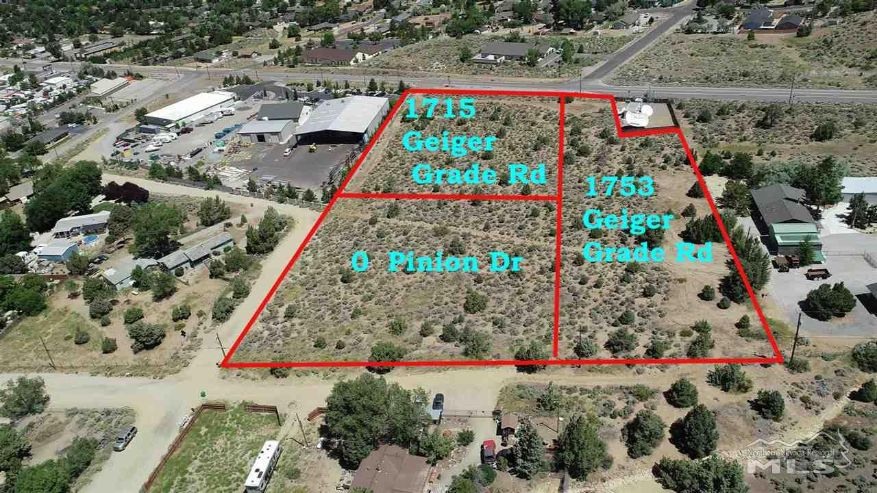 Image for 0 Pinion Drive, Reno, NV 89521
