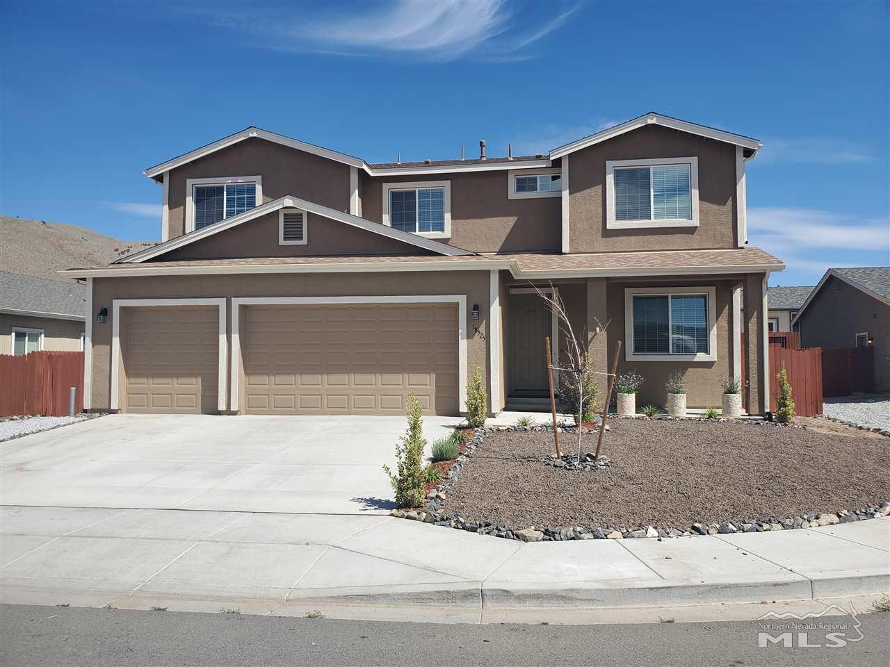 Image for 18525 Mountain Ash, Reno, NV 89506