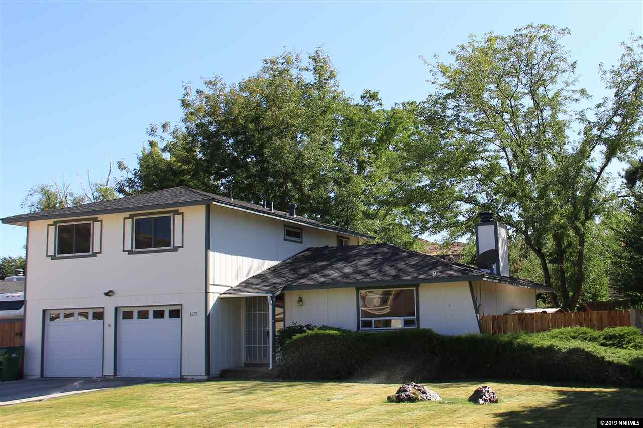 Image for 1270 Autumn Hills Drive, Reno, NV 89511