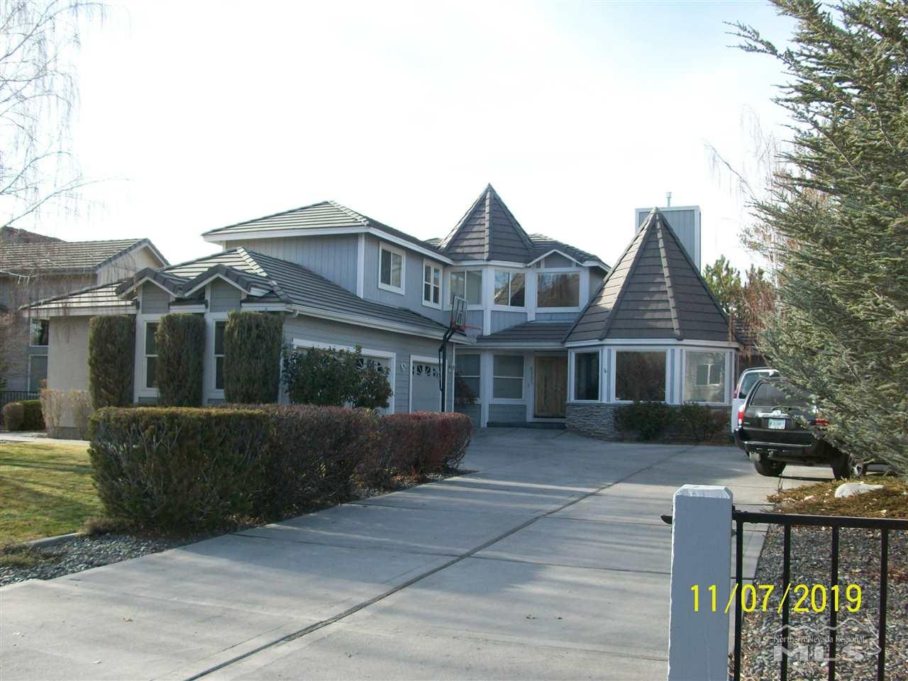 Image for 4321 W Hidden Valley Drive, Reno, NV 89502