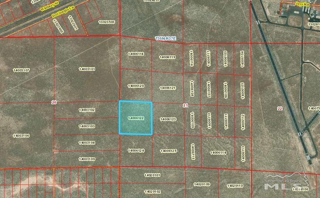 Image for Pine Rd, APN 14-0061-22, Winnemucca, NV 89445