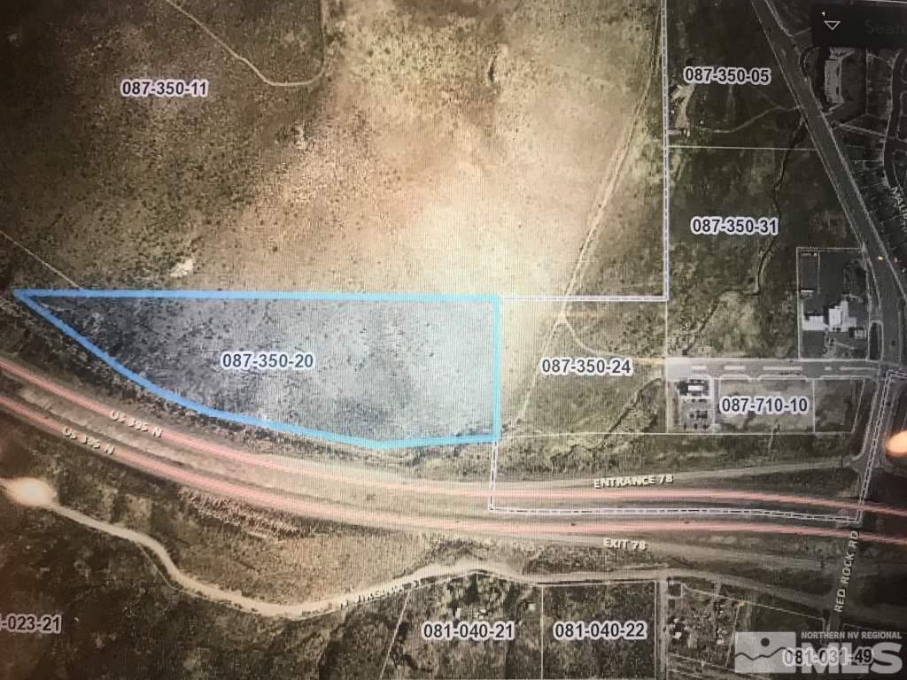 Image for Red Rock Parcel # 08735020, Reno, NV 89508