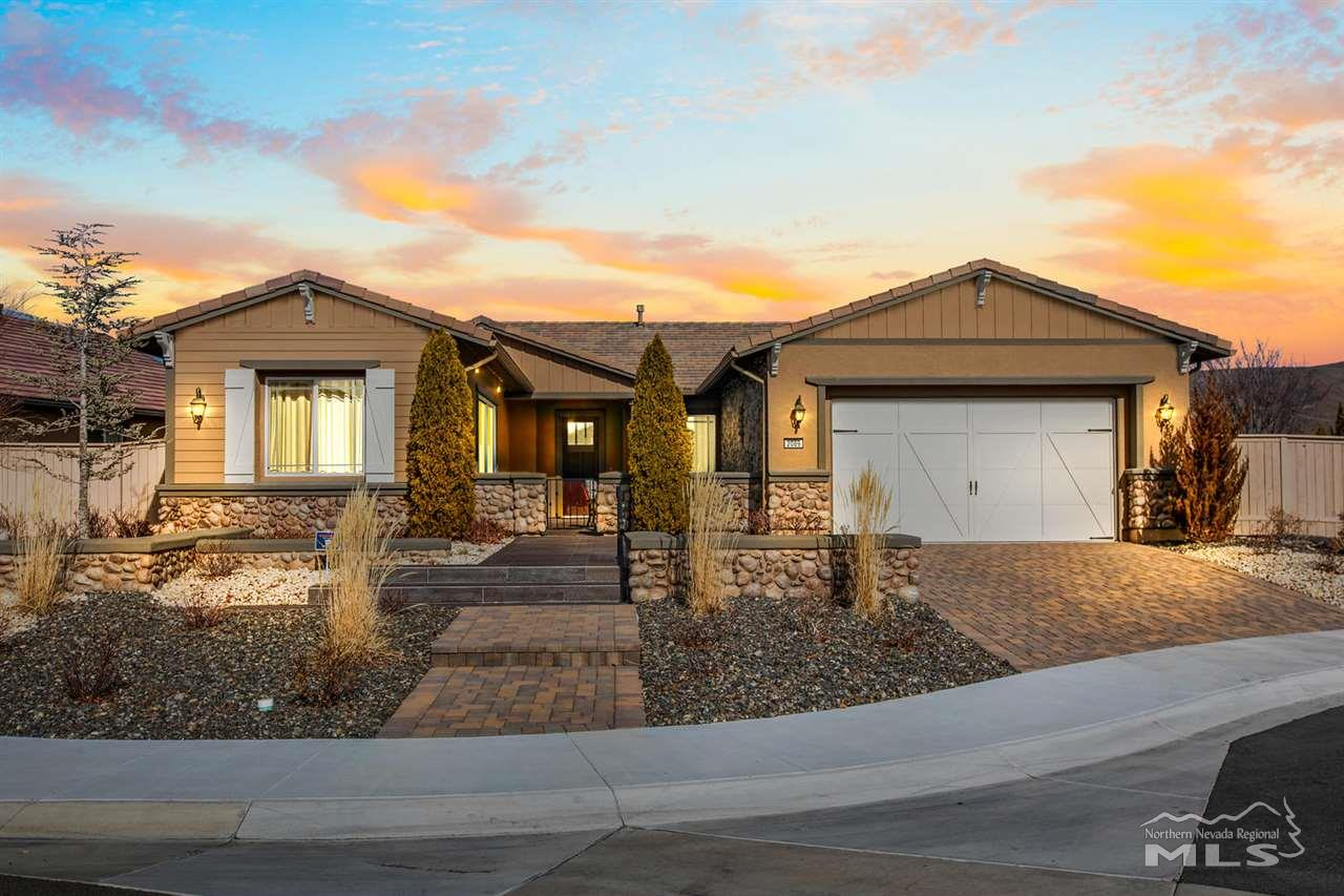 Image for 2089 Altair Lane, Reno, NV 89521-4365