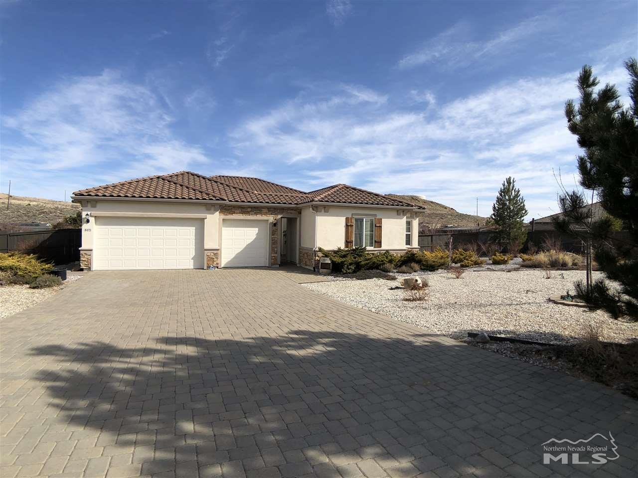 Image for 8475 Opal Station Drive, Reno, NV 89506