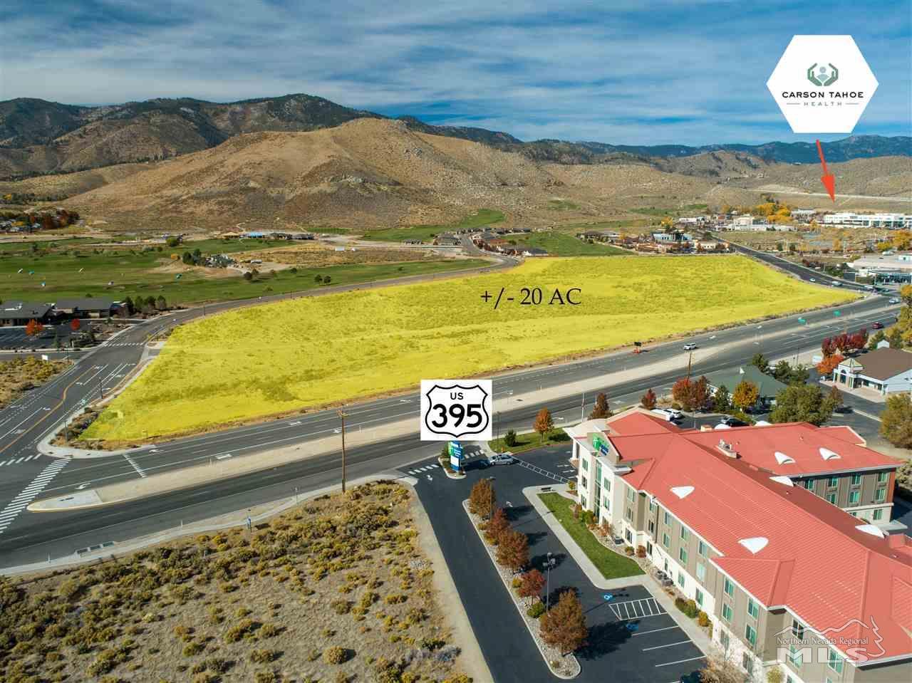 Image for 0 N Carson Street, Carson City, NV 89703
