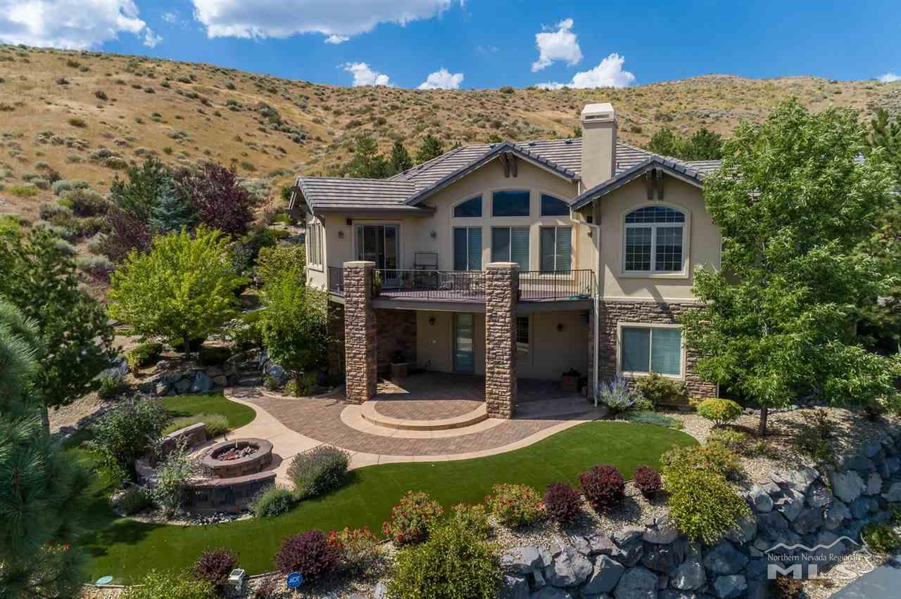 Image for 8345 Twin Rock Trail, Reno, NV 89523-2881