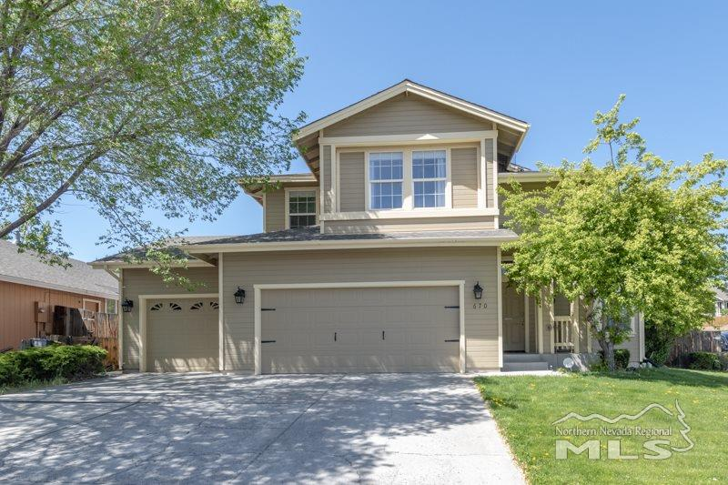 Image for 670 W Golden Valley Road, Reno, NV 89506-2955