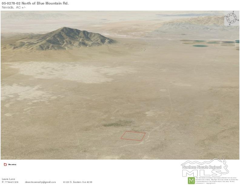 Image for 05027802 North of Blue Mountain Rd., Winnemucca, NV 89445