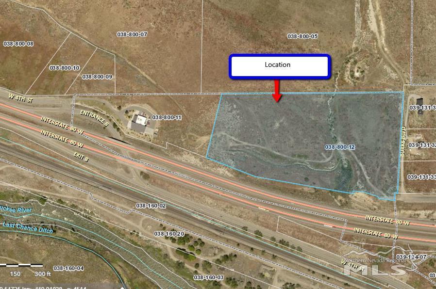 Image for 0 Doretta Lane, Reno, NV 89523