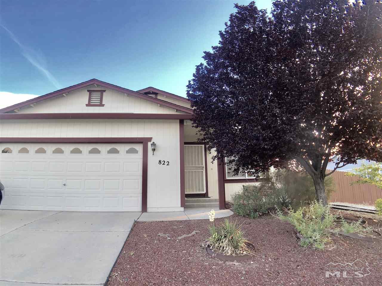 Image for 822 Tradewinds, Sun Valley, NV 89433