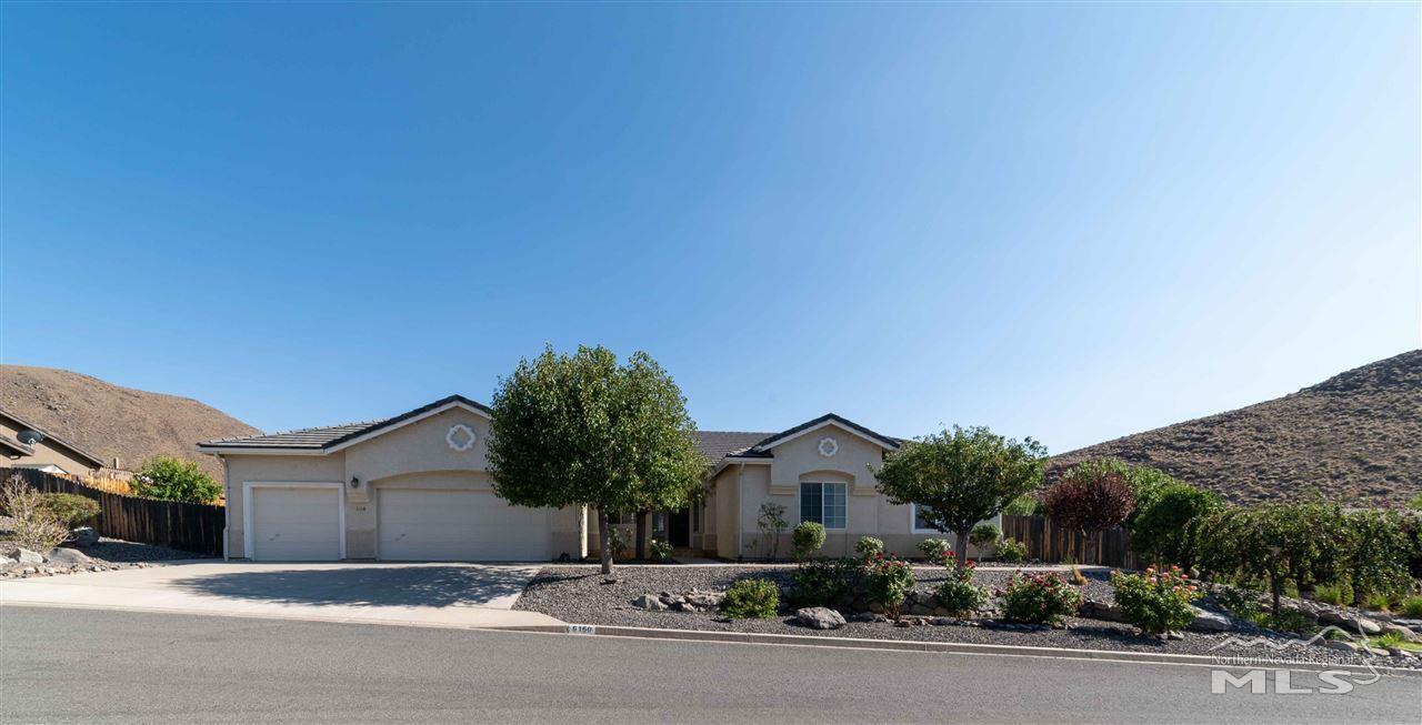 Image for 6160 E. Hidden Valley, Reno, NV 89502-8745
