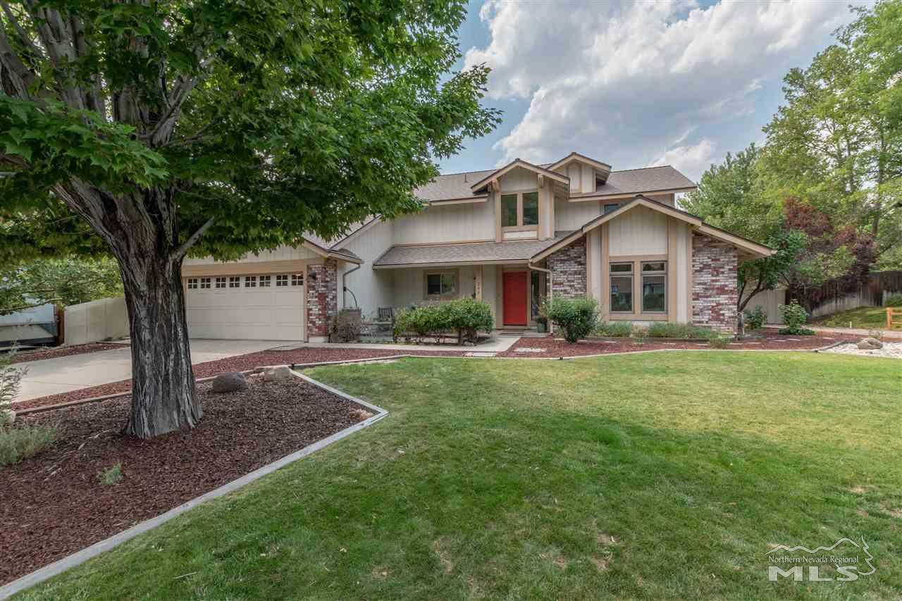 Image for 200 Gooseberry Drive, Reno, NV 89523-9612