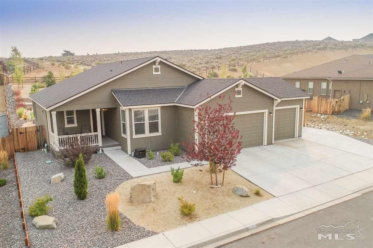 Image for 7550 Crest Bluff Court, Reno, NV 89506-4707