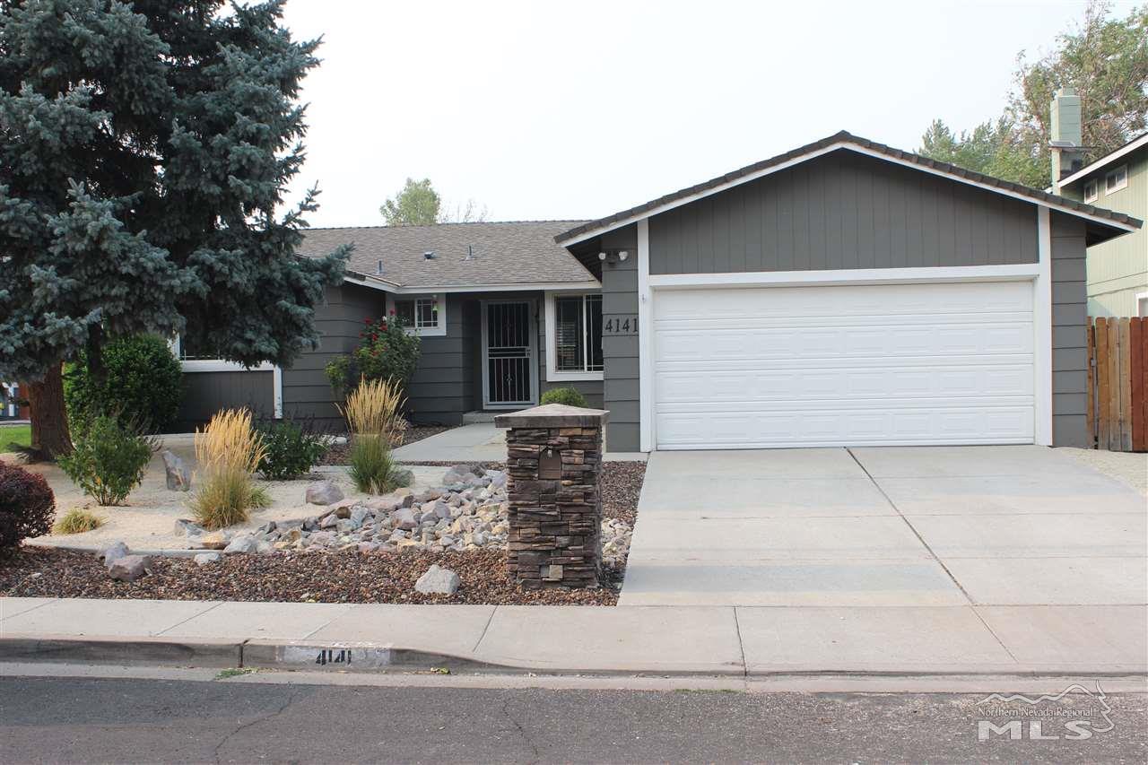 Image for 4141 Vivian, Reno, NV 89502-6324