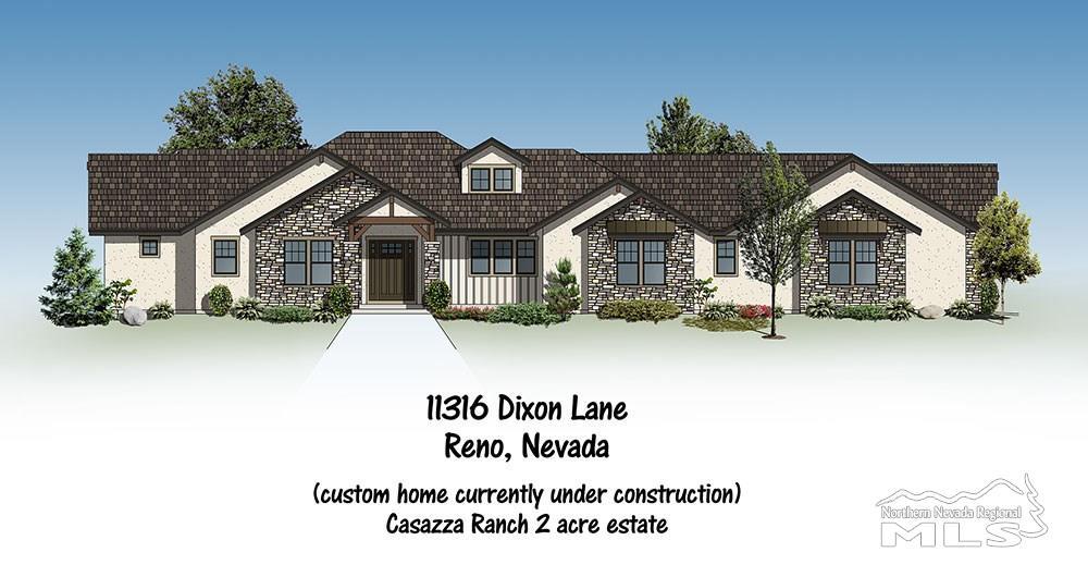 Image for 11316 Dixon Lane, Reno, NV 89511