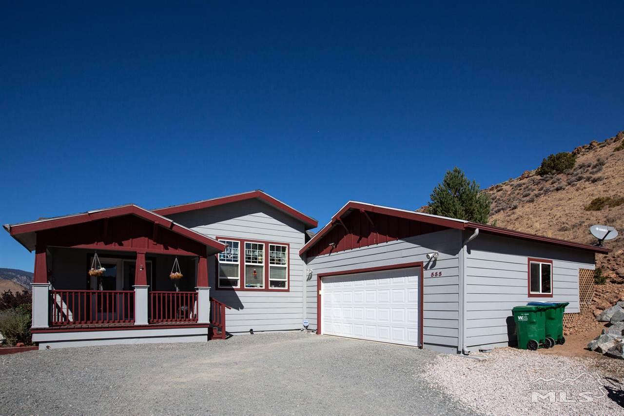 Image for 555 Gymkhana Lane, Reno, NV 89508