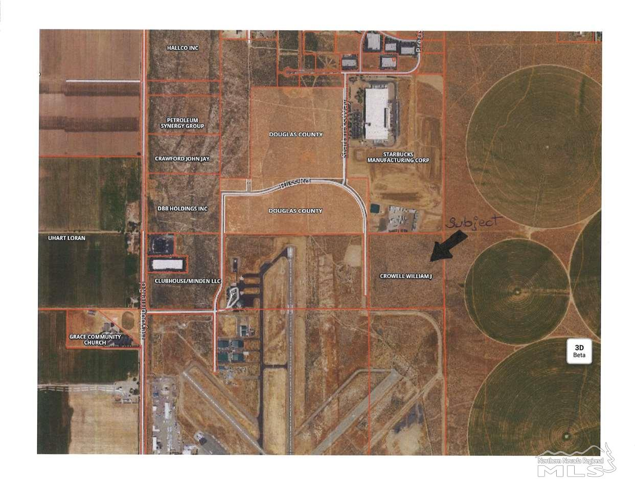 Image for 1112 Airport Rd., Minden, NV 89423-8611