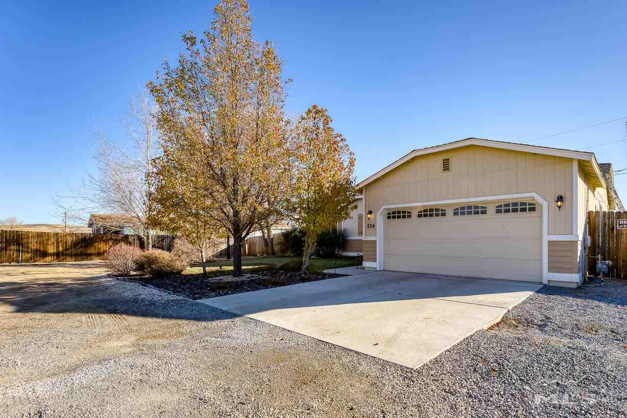 Image for 224 8th Avenue, Sun Valley, NV 89433-7127