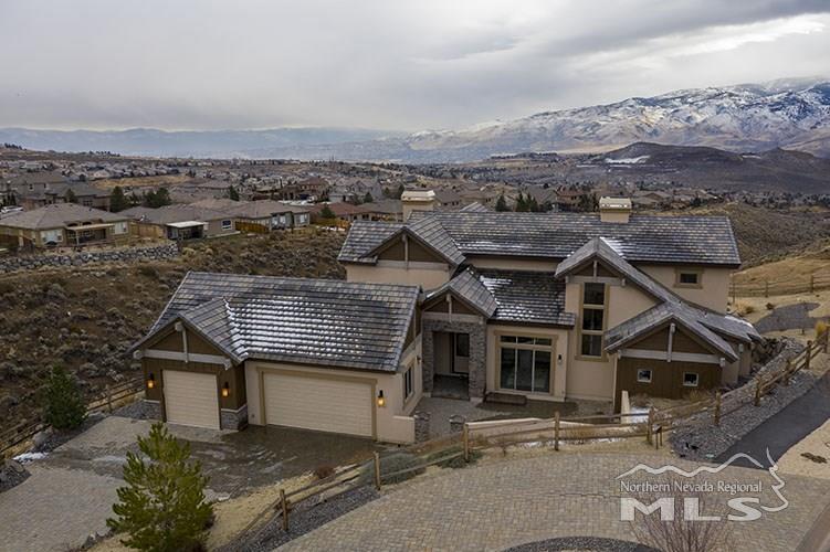 Image for 2480 Mountain Spirit Trail, Reno, NV 89523-2878