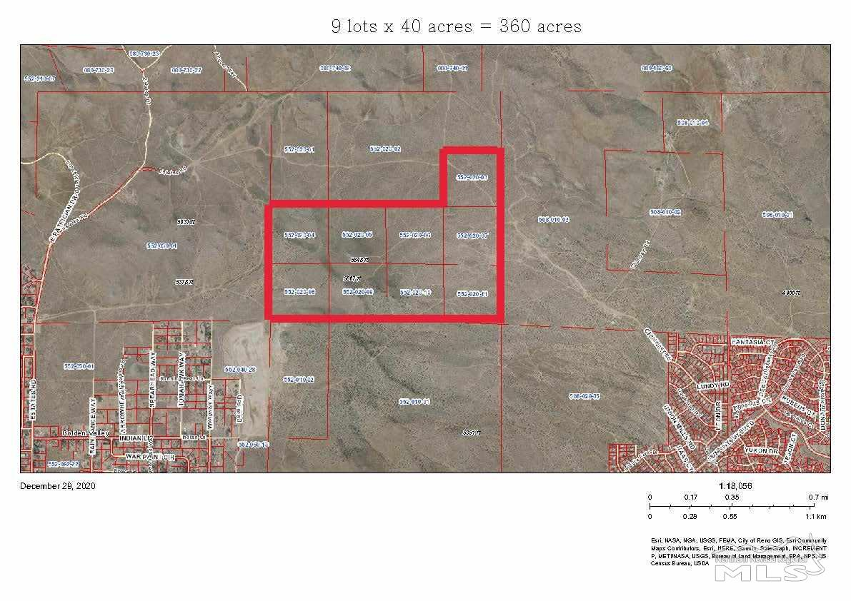 Image for 0 Estates Road, Reno, NV 89506