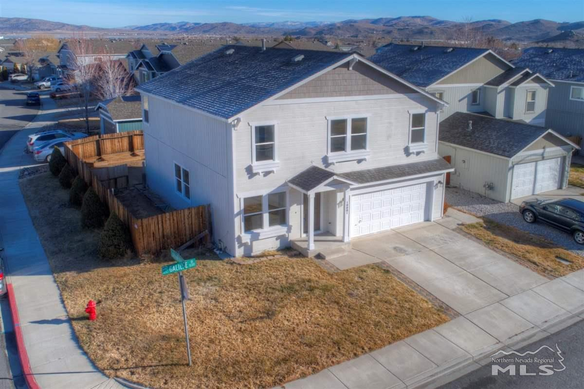 Image for 10081 Galilee, Reno, NV 89506-4500