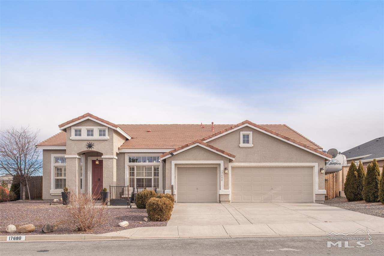 Image for 17680 Cee Jay Court, Reno, NV 89508