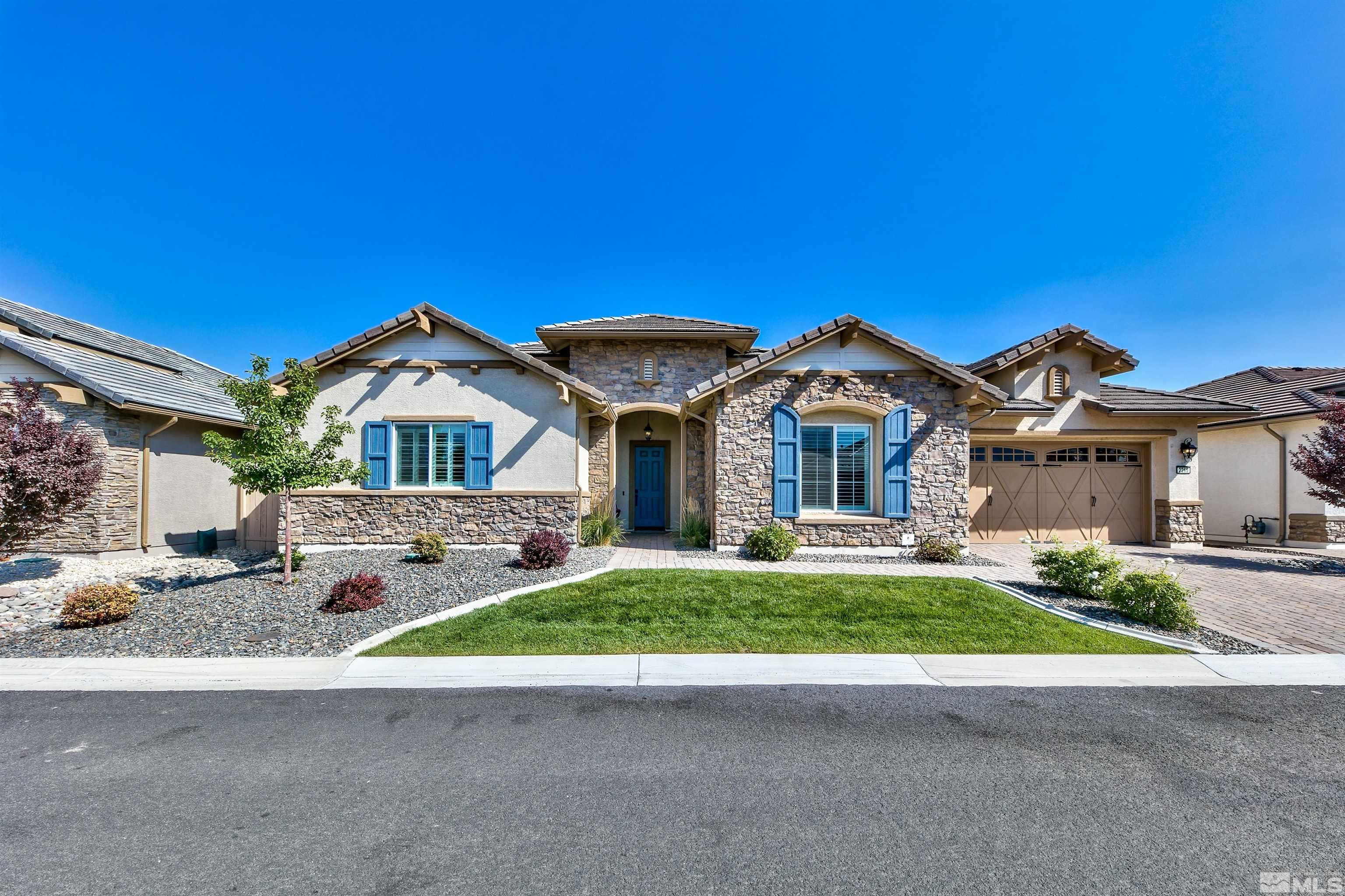 Image for 2265 Hyperion LN, Reno, NV 89521