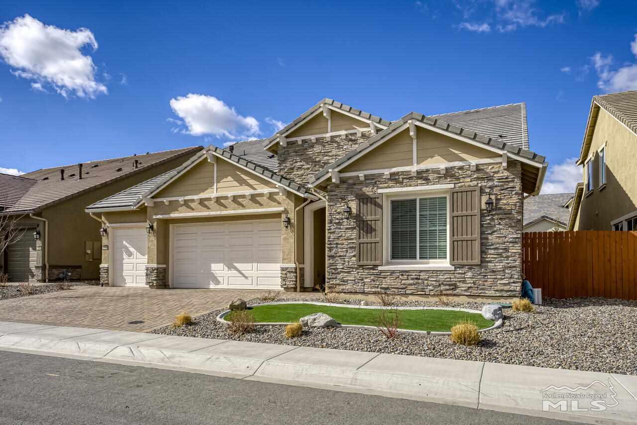Image for 9415 Baldacci Road, Reno, NV 89521